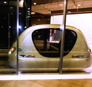 Masdar city transport