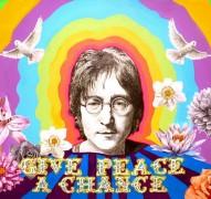 Contre la guerre John Lennon
