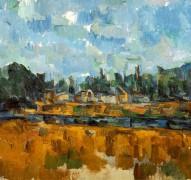 riviere Cezanne