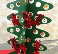 Sapin fêtes de Noel