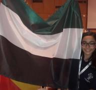 Nour drapeau UAE