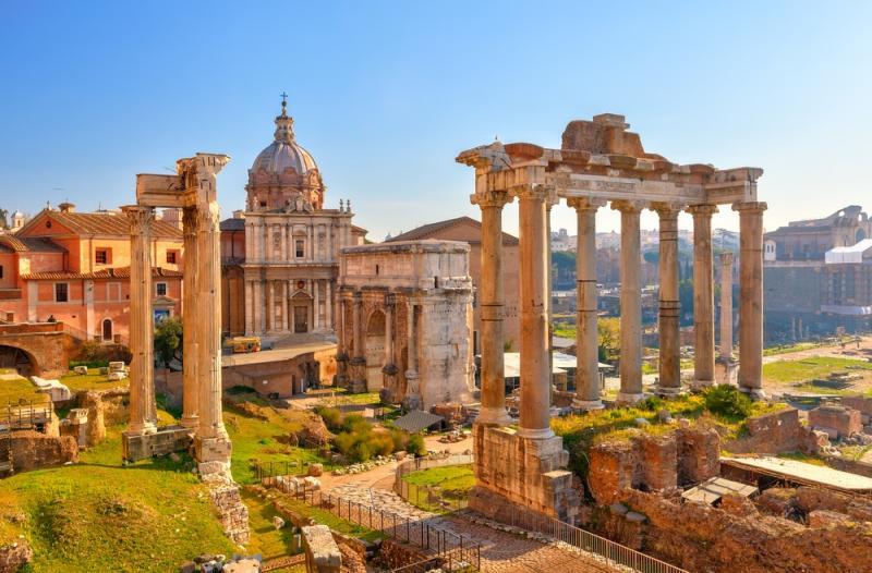 Visuel Rome
