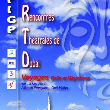 Affiche finale Micheline Rencontres théatrales