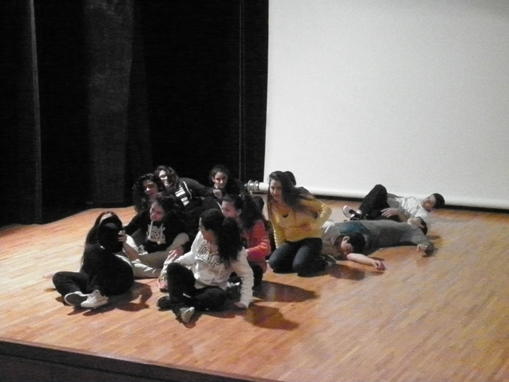photo théâtre