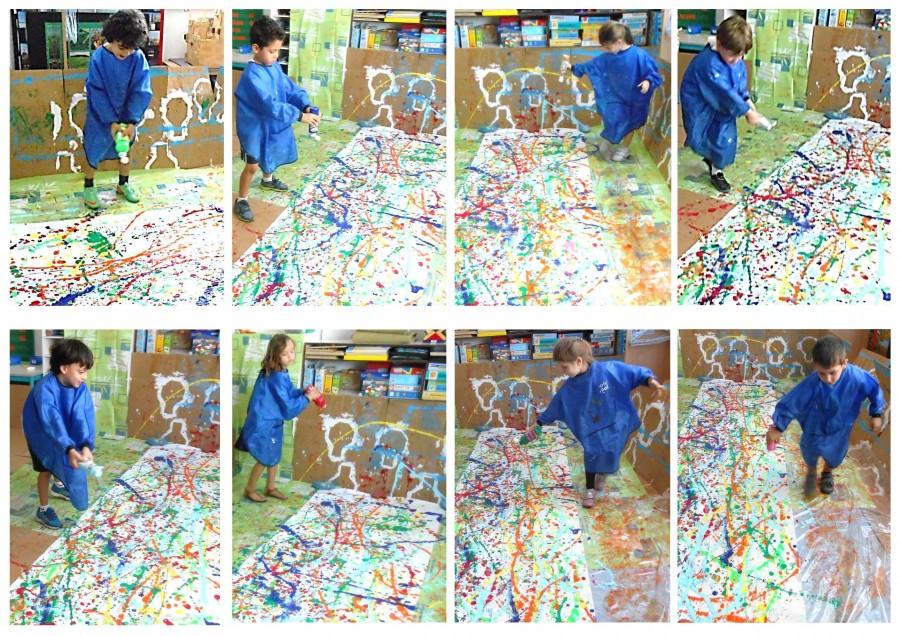 Les Gsd2 Decouvrent Pollock Lycée Français International